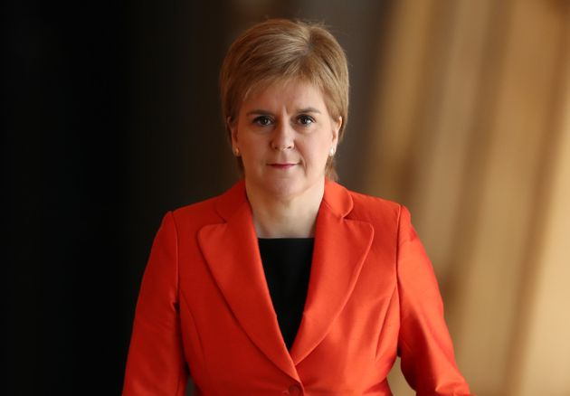 Alex Salmond Sexual Harassment Allegations Are 'Extremely Difficult,' Says Nicola