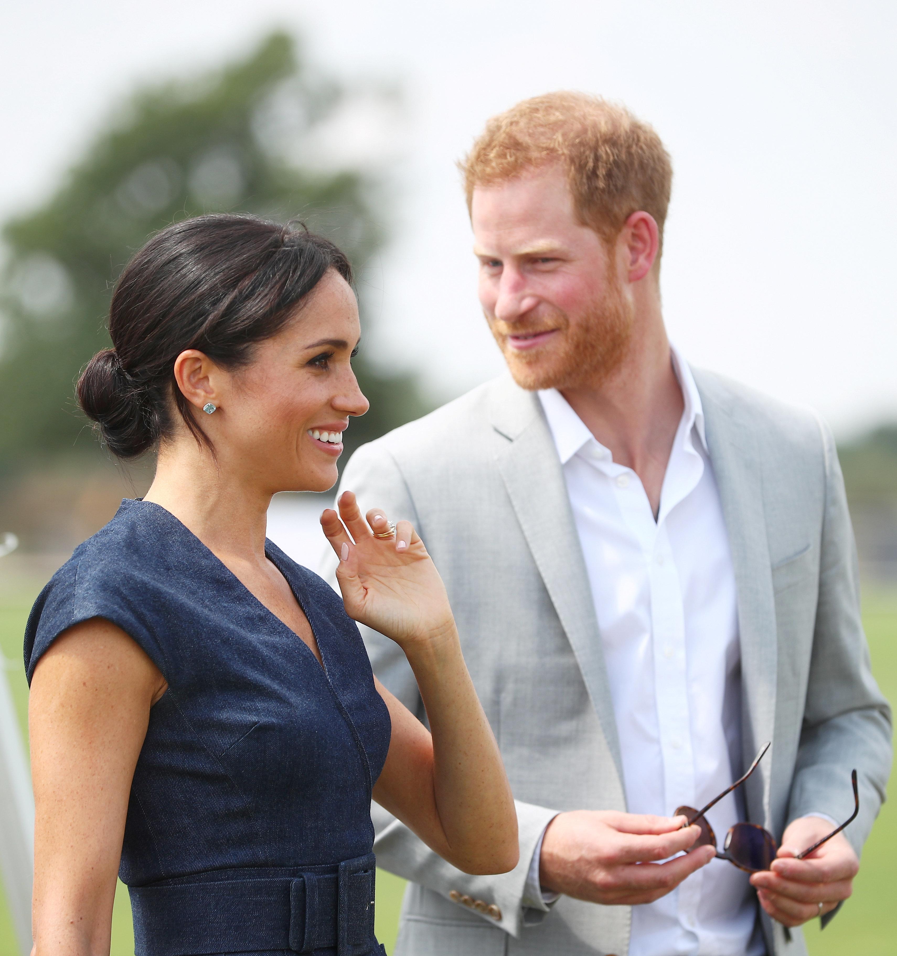 Meghan und Harry privat im Park? Deshalb rasten die Briten jetzt