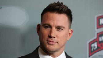 "Executive Producer Channing Tatum arrives at the premiere of ""War Dog: A Soldier's Best Friend"" in Los Angeles, California, U.S., November 6, 2017.      REUTERS/Mike Blake"