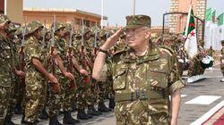 Gaïd Salah à Oran pour installer le nouveau commandant de la 2e Région Militaire