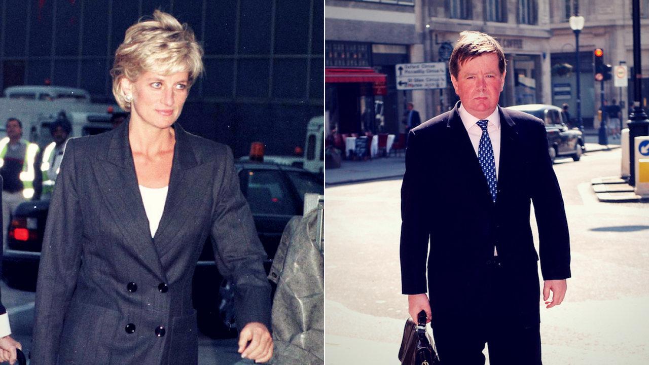 Ex-Bodyguard von Lady Di: Warum die Royals in Gefahr sein könnten