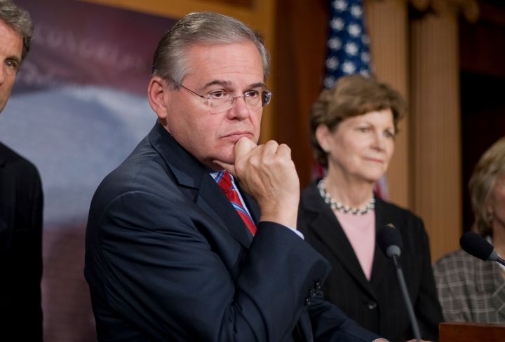 Sens. Robert Menendez and Jeanne Shaheen want to know what Donald Trump said to Vladimir Putin in Helsinki.