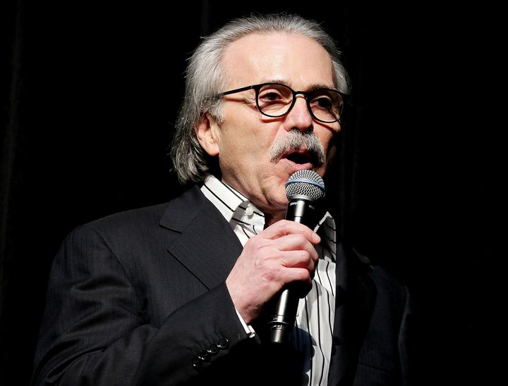 David Pecker, CEO of American Media Inc., provided information to federal prosecutors about hush payments to women who allege