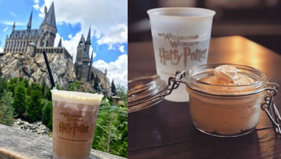 21 Magically Delicious Treats To Try At Harry Potter