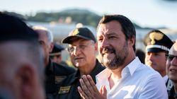 Aux migrants du Diciotti en grève de la faim, Salvini rétorque que c'est le quotidien