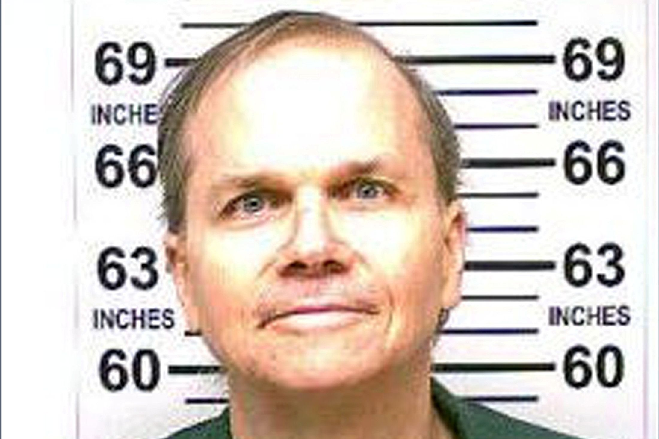 Mark David Chapman, who murdered John Lennon in 1980 is seen in this January 2018 picture released by New York State Department of Corrections and Community Supervision in Albany, New York, U.S., July 26, 2018.  Courtesy New York State Department of Corrections and Community Supervision/Handout via REUTERS  ATTENTION EDITORS - THIS IMAGE HAS BEEN SUPPLIED BY A THIRD PARTY. THIS PICTURE WAS PROCESSED BY REUTERS TO ENHANCE QUALITY. AN UNPROCESSED VERSION HAS BEEN PROVIDED SEPARATELY