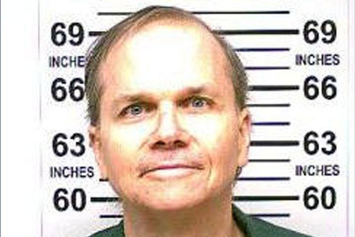 Mark David Chapman, who murdered John Lennon in 1980, is seen in this January 2018 picture released by New York State Departm