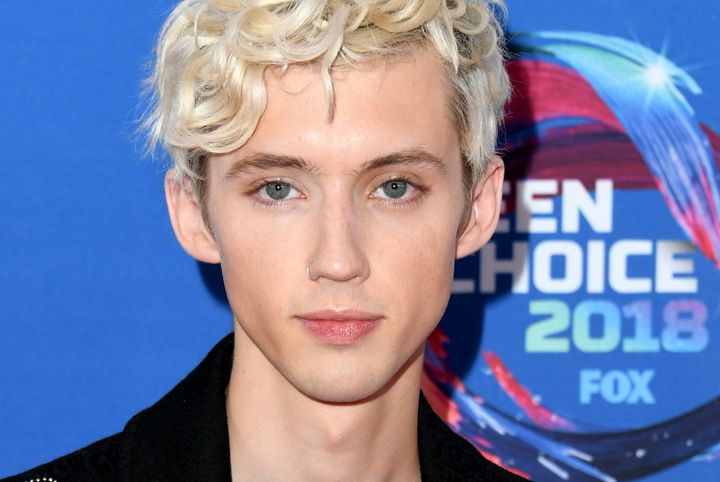 """""""I want to make music for people like me, and make something real about what's actually going on in my life,"""" Troye Siv"""