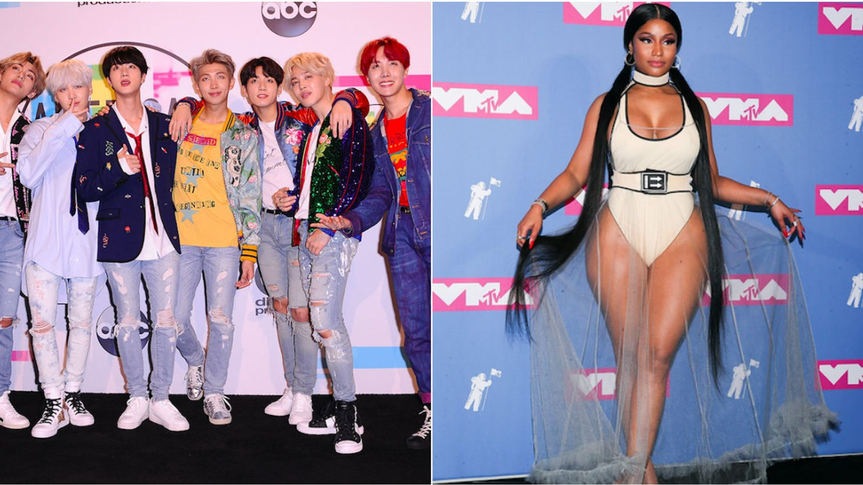 K-Pop Band BTS Drops Song With Nicki Minaj, And The Internet Has No