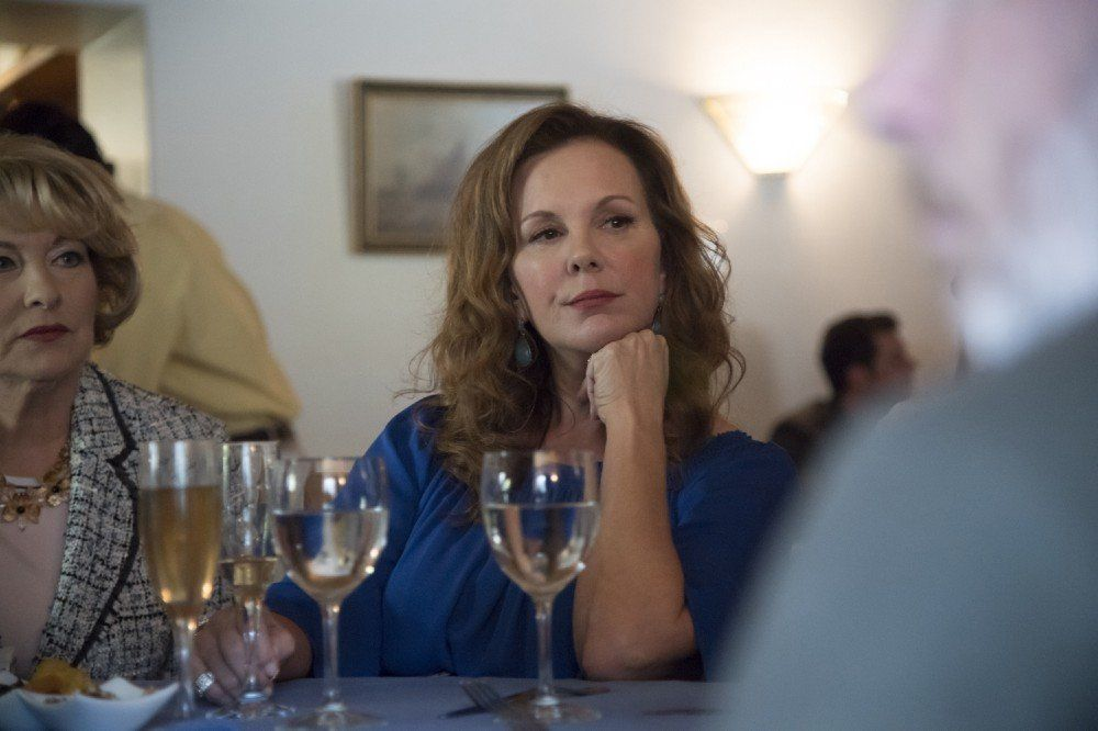 "Elizabeth Perkins in ""Sharp Objects."""