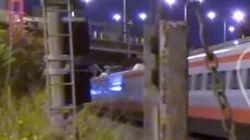 Βίντεο: Στη Θεσσαλονίκη το «Ασημένιο Βέλος», το τρένο που θα πηγαίνει στην Αθήνα σε 3,5