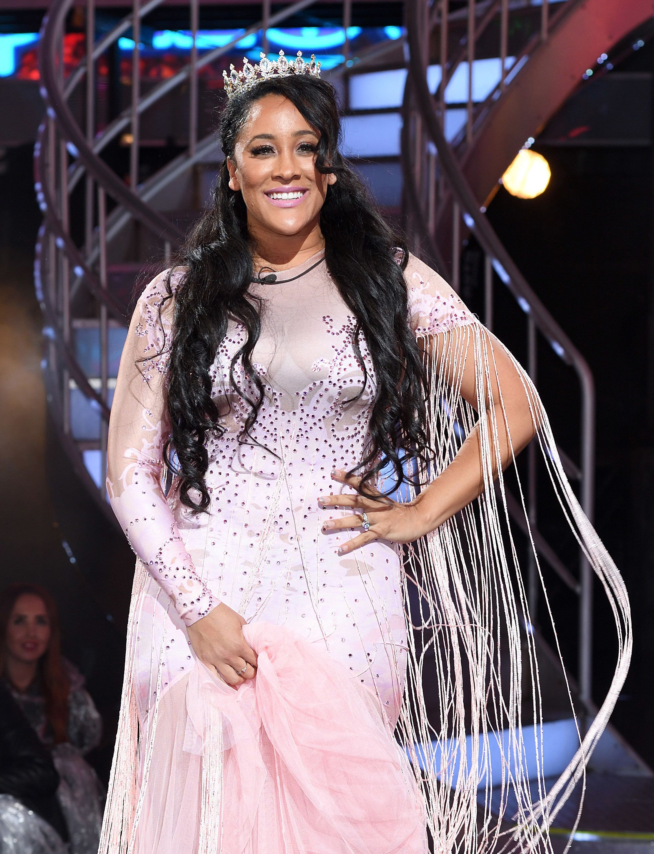 'Celebrity Big Brother' Evictee Natalie Nunn Vows To Expose 'Disgusting Liars' In The House