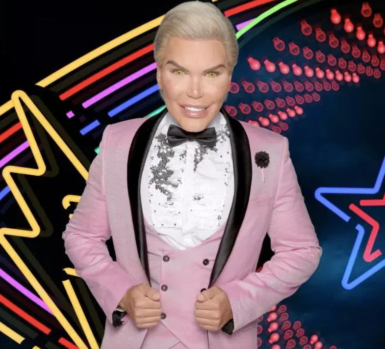 'Human Ken Doll' Rodrigo Alves Has Been Removed From The 'Celebrity Big Brother'