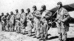 Ποιοι ήταν οι Έλληνες πιλότοι- ιπτάμενοι άσσοι του Ελληνοϊταλικού