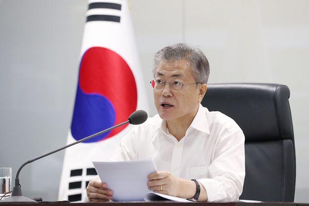 한국·바른미래가 문대통령의