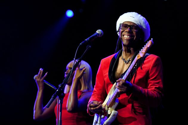 Nile Rodgers of