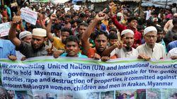 """Birmanie: Les Rohingyas réclament """"justice"""" un an après leur exode massif"""