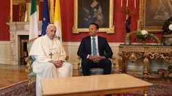 Pope Met With Protests In Ireland As He Speaks Of 'Pain And Shame' Of Clerical Abuse