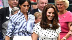 Royals: Nach 100 Tagen Ehe warnt Experte, dass Meghan in Kates Schatten stehen