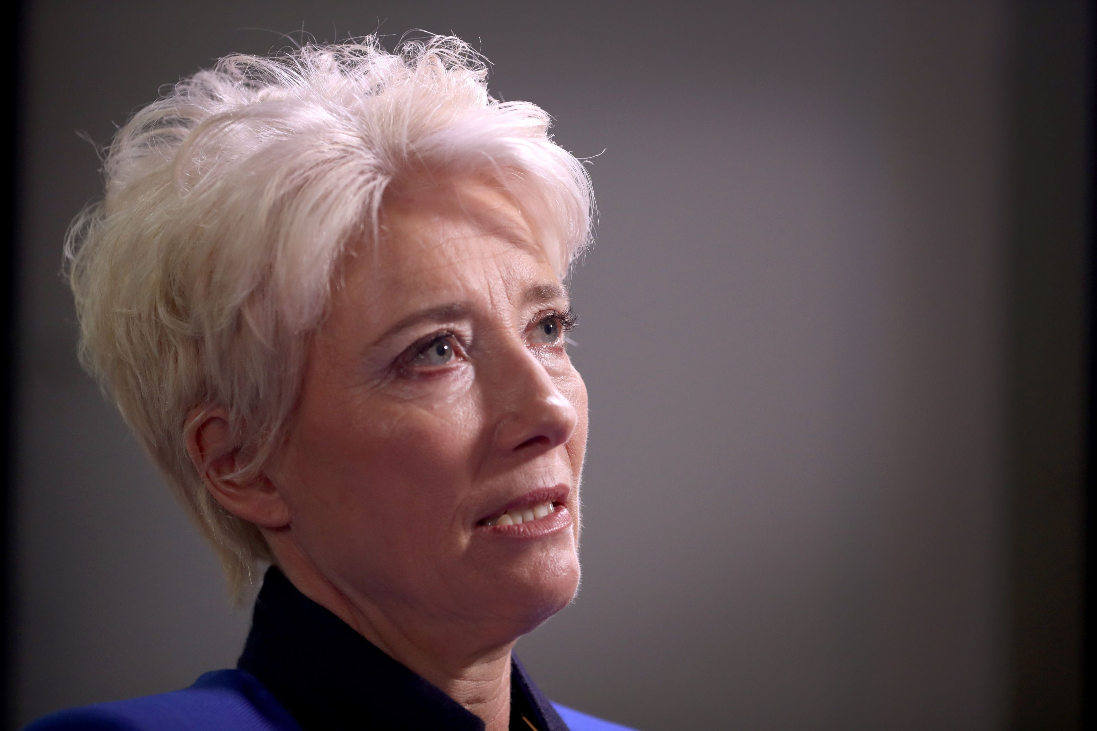 Dame Emma Thompson.