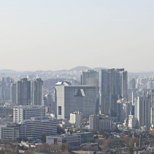 서울 풍경의 일부가 된 AP
