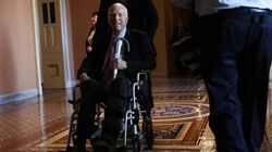 Politicians Grieve John McCain's Death With Touching