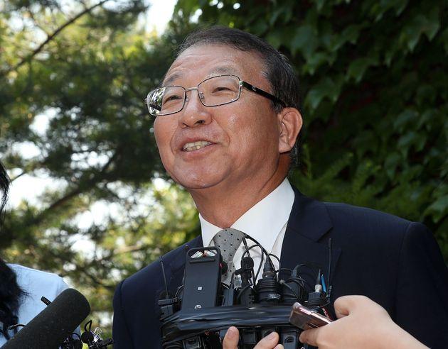 양승태 대법원이 비리 판사 수사 막기 위해 검찰총장을