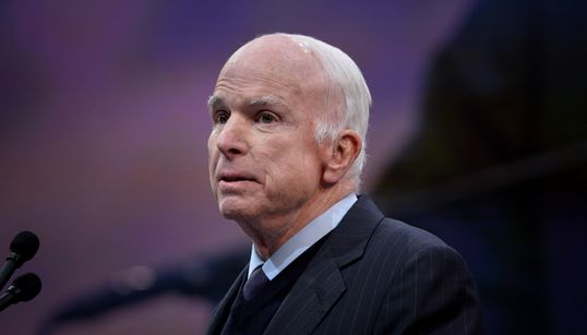 17 Photos To Commemorate John McCain's