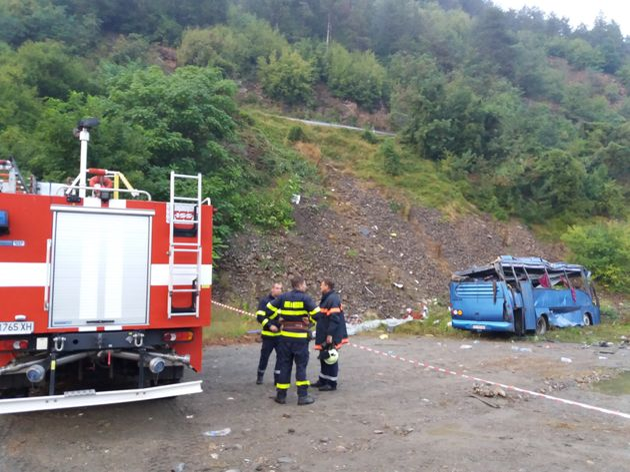 Στους 16 οι νεκροί από το τροχαίο δυστύχημα με λεωφορείο στη