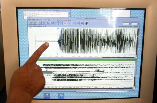 Ισχυρός σεισμός 6 Ρίχτερ στο