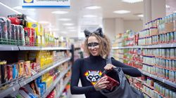 Diese Berliner klauen im Supermarkt – um für Menschenrechte zu protestieren