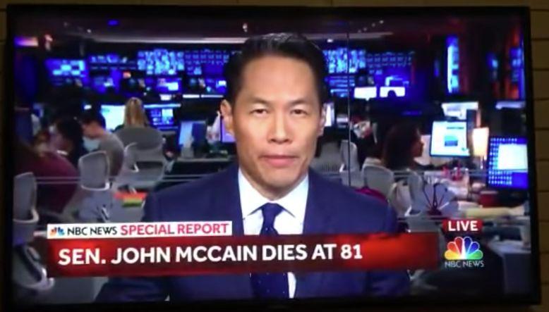 US-Sender unterbricht Programm wegen McCains Tod – dann wird es