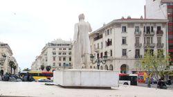 Θεσσαλονίκη: Φερόμενος διαρρήκτης σκοτώθηκε πέφτοντας από 6ο όροφο οικοδομής στην πλατεία