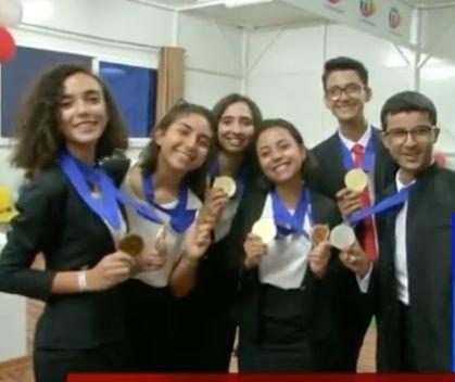First Global Challenge 2018: La Tunisie fait la belle moisson de médailles