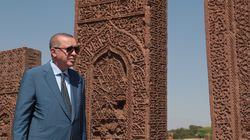 Ο Ερντογάν υπόσχεται ότι «θα φέρει ειρήνη και ασφάλεια» σε Συρία και Ιράκ εξαλείφοντας τις «τρομοκρατικές
