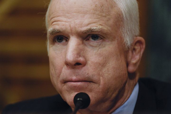 The country's collective praise song for Sen. John McCain has been steady since Friday, when it was announced that he w