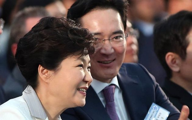 """박근혜, 이재용 독대 이틀 뒤 """"엘리엇 대책"""