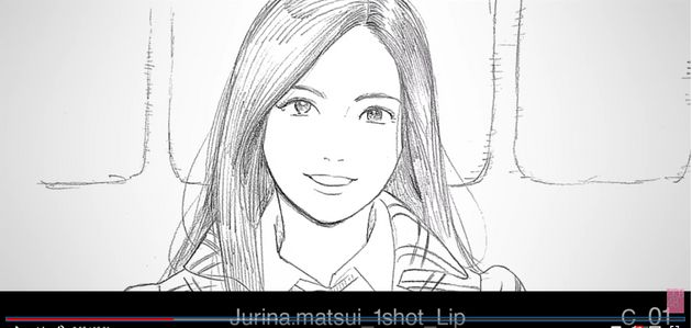 AKB48이 마츠이 쥬리나를 CG로 대체해 신곡 뮤직비디오를