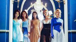 소녀시대가 새 유닛 '오!지지'로