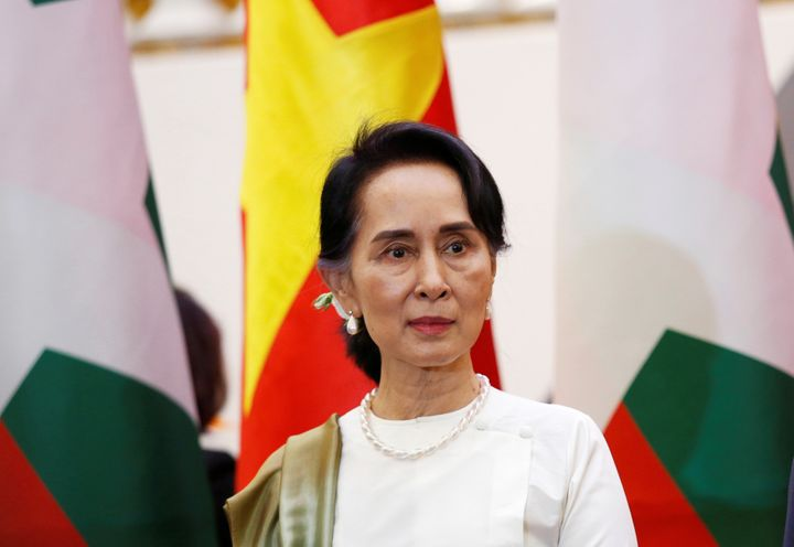 The investigators also faulted Aung San Suu Kyi for not using her role as head of Myanmar's government, nor her ""