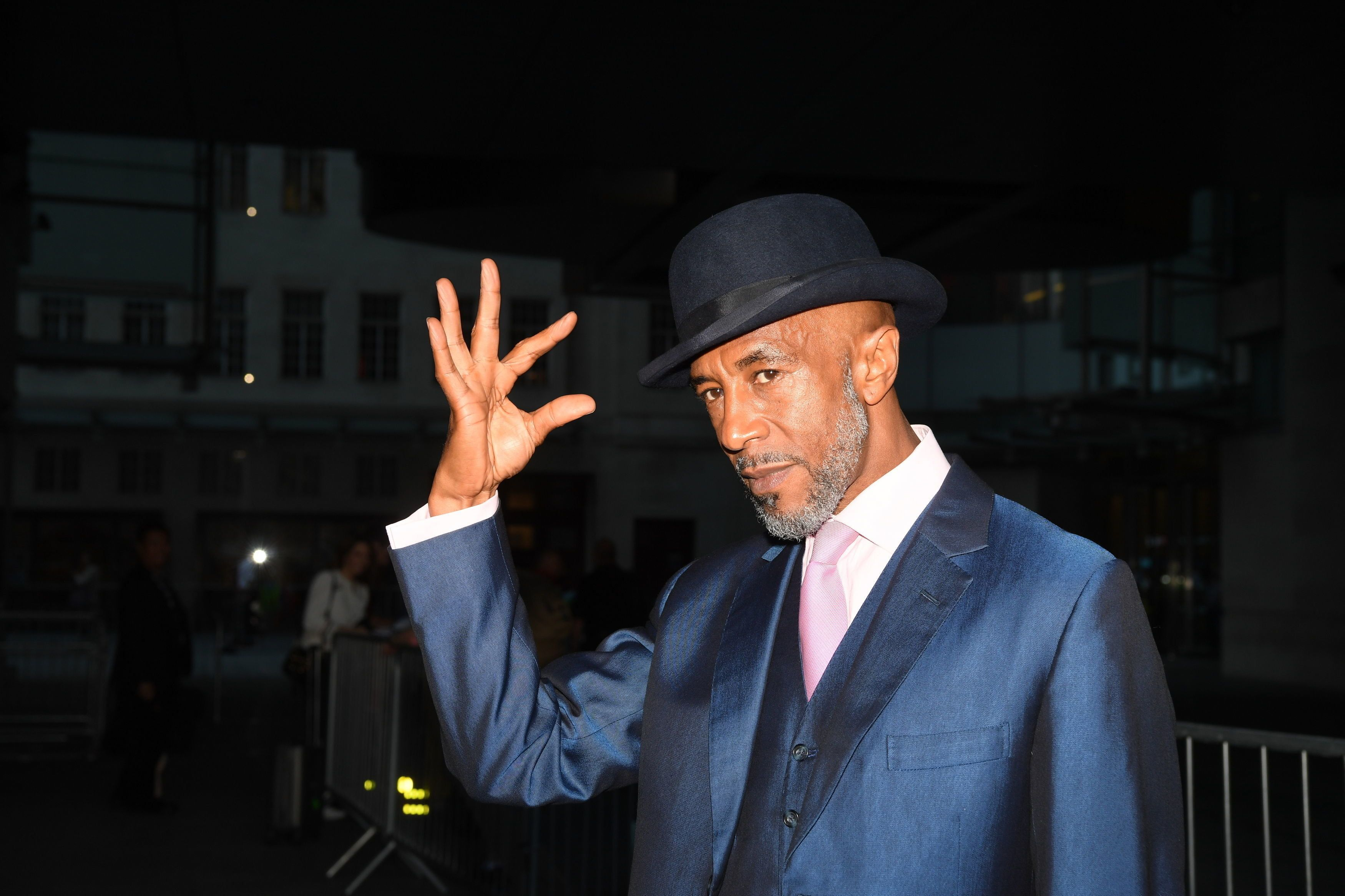 Strictly's Danny John-Jules Accused Show Of Racial Bias In Previously Sent Tweets