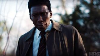 Mahershala Ali in the trailer for True Detective season 3