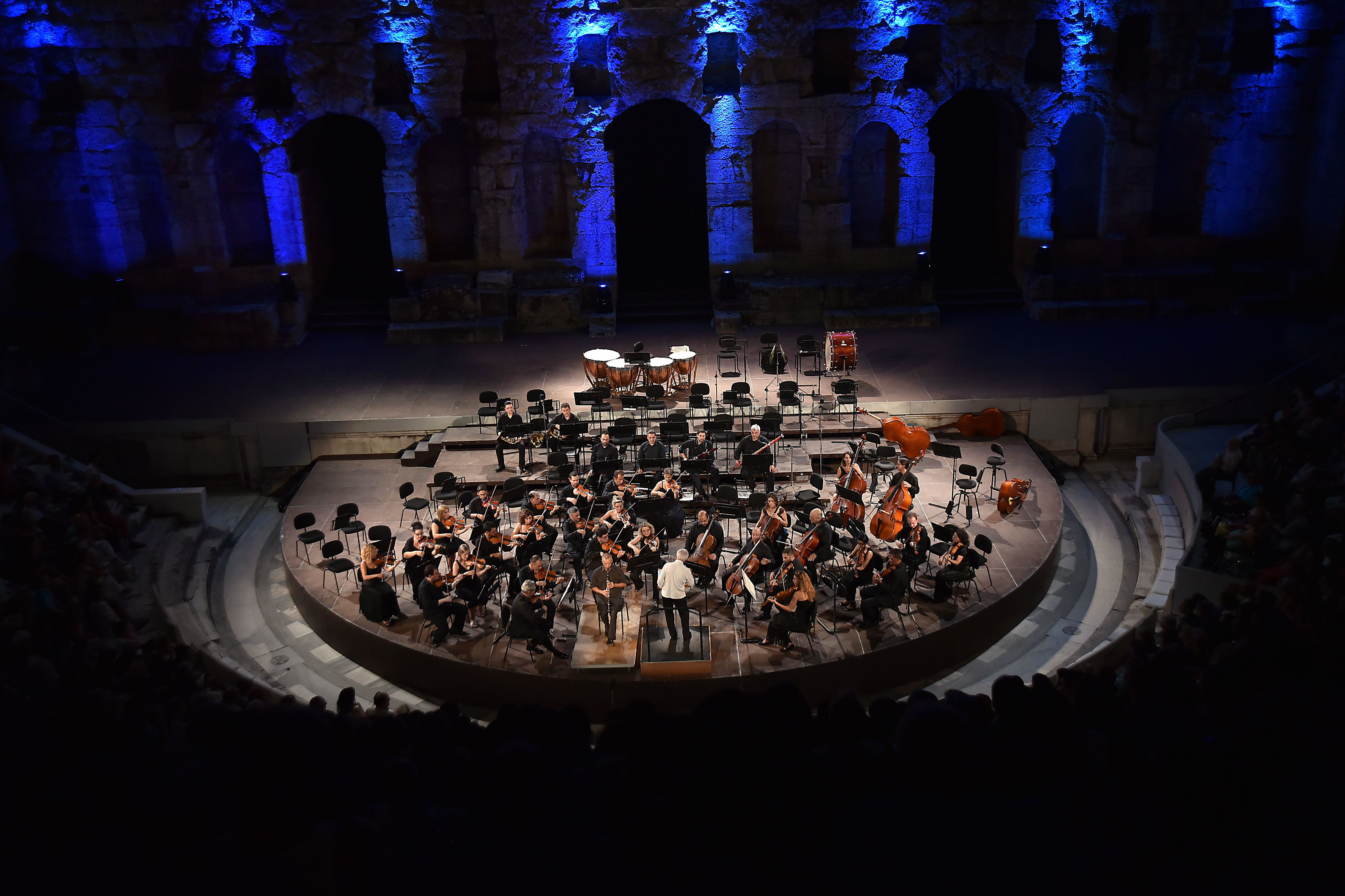 Συναυλία αλληλεγγύης στις 29 Αυγούστου στο Ηρώδειο για τους