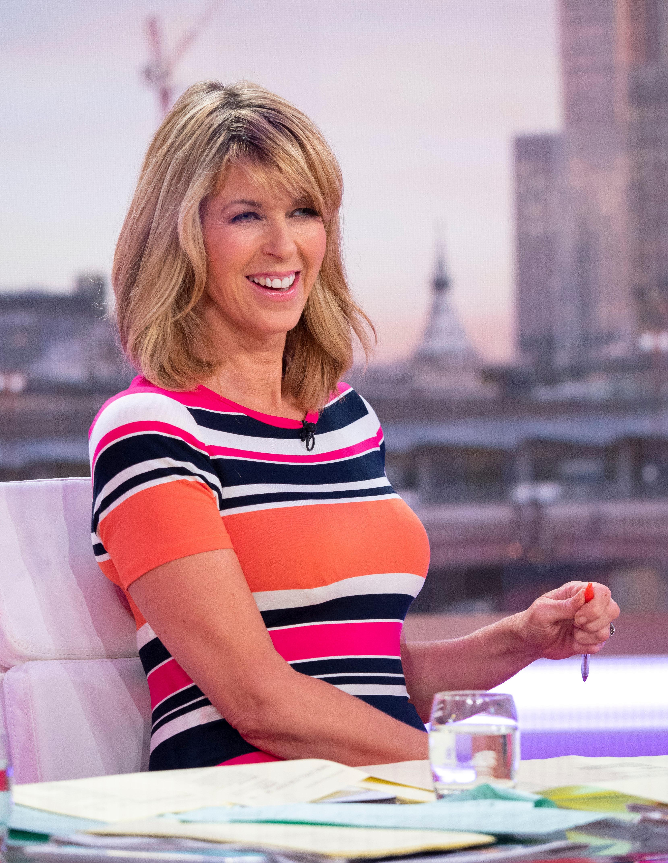 Kate Garraway Speaks Out On 'I'm A Celebrity'