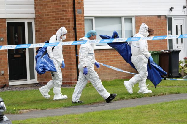 A mother and daughter aged 49 and 22 were stabbed to