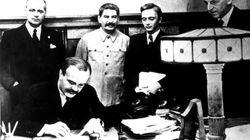 Διπλωματικό και γεωπολιτικό υπόβαθρο του Συμφώνου Ρίμπεντροπ -
