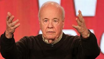 PASADENA, CA - JANUARY 12:  Comedian Tim Conway of the television show 'Inside Comedy' speaks during the Showtime portion of the 2012 Television Critics Association Press Tour at The Langham Huntington Hotel and Spa on January 12, 2012 in Pasadena, California.  (Photo by Frederick M. Brown/Getty Images)