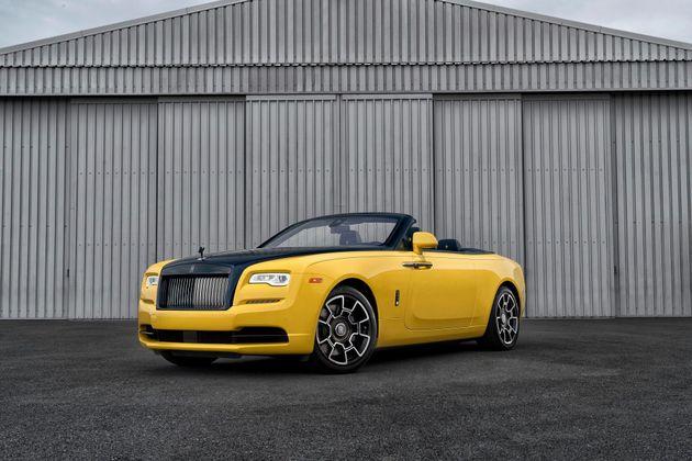 Δείτε την καινούργια Rolls Royce που αγόρασε Αντιπρόεδρος της