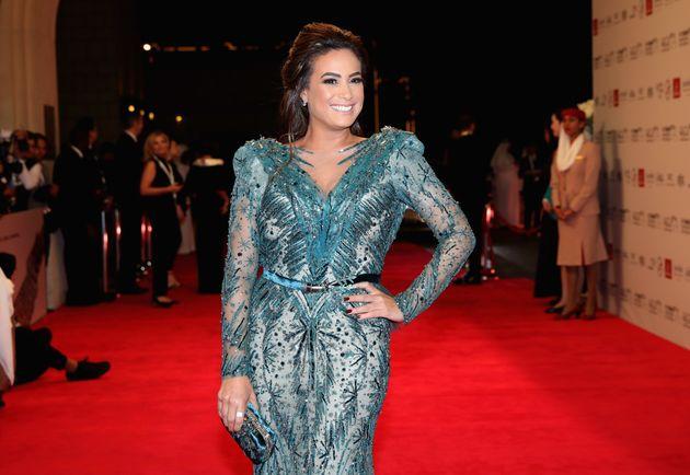 Après l'avoir soutenu une première fois, l'actrice tunisienne Hend Sabri lâche Saad