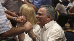 Ο Σκουρλέτης νέος Γραμματέας της ΚΕ του ΣΥΡΙΖΑ με 126